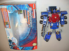 Transformers Armada Super Optimus Prime - Open Box - 2002