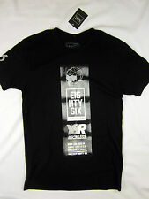 Young & Reckless Los Angeles 1986 men's T-Shirt black size SMALL