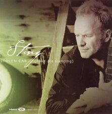 Stolen Car (Take Me Dancing) [Single] by Sting (CD, May-2004, A&M (USA))