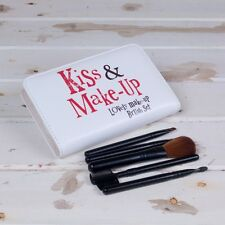 KISS & MAKE-UP Lovely Make up brush set Bright side Great fun ladies gift New
