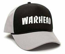 New Warhead Printed Curved Cloth Cap Hat Black Gray Dime Bag Darrell Pantera