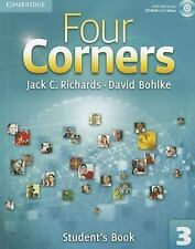 Four Corners Level 3 Student's Book with Self-study CD-ROM Richards, Jack C., B