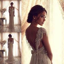 Spitz Ballkleider Abendkleider Brautkleider CocktailKleid Hochzeitskleid Gr32-52