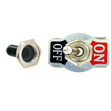 Heavy Duty 20A 125V 250V 15A DPST 4Pin ON/OFF Rocker Toggle Switch Boot Sales