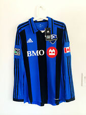 NESTA,13-14 MLS MONTREAL IMPACT THIRDLS AUTHENTIC FORMOTION JERSEY TRIKOT