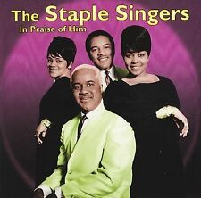 Praise of Him by Staple Singers  SEALED NEW CD
