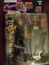 Vintage TEKKEN 1/10 scale figure HWOARANG mint on sealed card