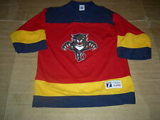 Florida Panthers MEGA-LOGO sz18/20 Jersey,CUSTOMIZE NAME/NUMBER FREE,GREAT GIFT