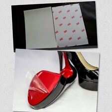 3M Heel Sole Protector For Red Bottoms Louboutin And Designer Shoes