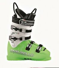 2012 Dalbello Scorpion SR 110 Mens Race Ski Boots Size 7 (UK) LimeWh (DSR1102)