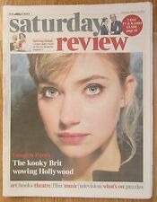 Imogen Poots – Times Saturday Review – 15 March 2014