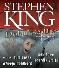 DOLAN'S CADILLAC unabridged audio book on CD by STEPHEN KING