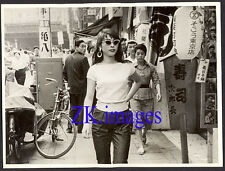 MIE HAMA Japon Paparazzi James Bond  girl Snapshot 60s