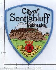 Nebraska - Scottsbluff NE Fire Dept Patch