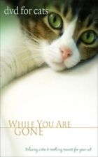 Bradley Joseph DVD FOR CATS - WHILE YOU ARE GONE - CAT CARE VIDEO NEW