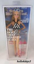 Barbie .. Sports Illustrated Swimsuit Barbie 2014 Issue .. NRFB