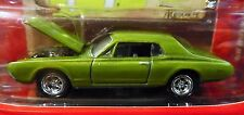 JOHNNY LIGHTNING 68 1968 MERCURY COUGAR AUTH RETRO HOT ROD CAR COLLECTIBLE