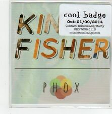 (FN44) Phox, King Fisher - 2014 DJ CD