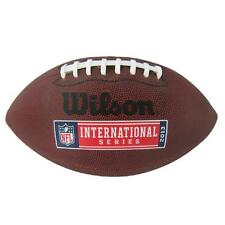 Wilson nfl international series 2013 football américain-taille 9-rrp: £ 15.00