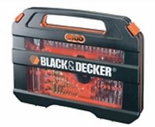 QUALITY 100 PCEBlack and Decker Drilling & Driving accessory Set&Storage Case