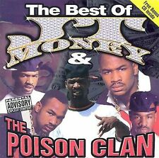 Poison Clan, Jt Money: Best of Jt Money & the Poison Clan  Audio Cassette