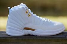 NIKE AIR JORDAN RETRO 12 OvO DRAKE WHITE SIZE DS 100% AUTHENTIC US 11.5