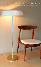 ICONIC 1949 PHILIP JOHNSON FLOOR LAMP! MOMA Mid Century Modern 50's Atomic Eames