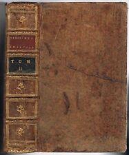 SYNONYMES FRANÇOIS de l'Abbé GIRARD Prosodie & Essais de l'Abbé d'OLIVET 1770 T2