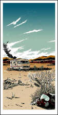 "Breaking Bad ""The Cook"" Screen Print Poster by Mondo Artist Tim Doyle S/N /700"