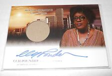 Mortal Instruments Autograph Costume Trading Card #AW-CCH  CCH Pounder