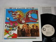 THE SLICKEE BOYS cybernetic dreams of pi LP Line Rec. 1984 NEO PSYCH