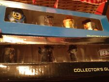 CAPCOM Collector's Shot Glass set 8, Mega Man Street Fighter Resident Evil Dead
