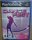 DANCE FEST VIDEO GAME Solus for SONY PLAYSTATION 2 PS2 BRAND NEW FACTORY SEALED!