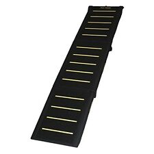 "Pet Gear TRAVEL LITE TRI-FOLD REFLECTIVE RAMP TL9371RF Pet Ramp 71""L x16""W x4""H"