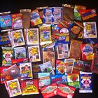 $1 OLD BASEBALL CARDS IN VINTAGE UNOPENED FACTORY PACKS + BONUSES! GREAT DEAL!