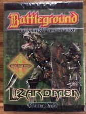 Battleground: Fantasy Warfare Lizardmen Starter