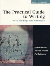 The Practical Guide to Writing with Readings and Handbook (8th Edition)