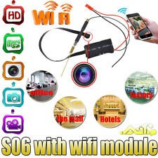 S06 HD 1080P Android IOS iphone DVR WIFI Wireless DIY Camera Module I