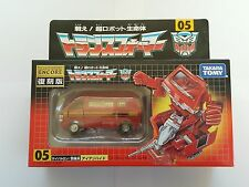 Transformers encore 5 ironhide avec best toys head kit