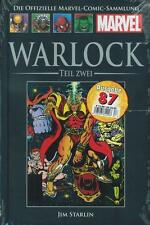 Officiel MARVEL Bande dessinée recueil 87 (C 33) warlock 2 starlin HACHETTE COLLECTION