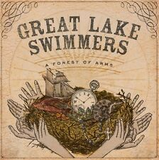 GREAT LAKE SWIMMERS - A Forest of Arms (CD, 2015, NETTWERK)