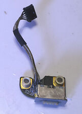GENUINE APPLE MACBOOK 13 UNIBODY A1278 LATE 2008 POWER DC-IN BOARD CHARGE PORT