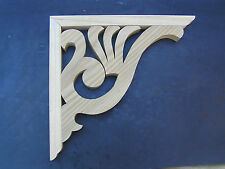 Wooden Verandah Bracket/Lyre Bird Small