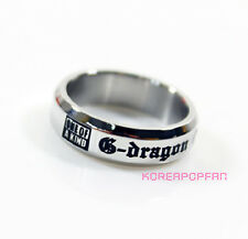 G-DRAGON GD RING STAINLESS ONE OF A KIND BIGBANG KPOP NEW