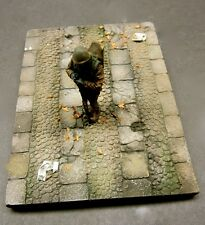 1/35 Scale Diorama Base No.9 - 135mm x 100mm Italianate cobbles