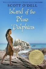 Island of the Blue Dolphins by Scott O'Dell (2010, Paperback)