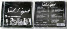Soul Legends-Miracles, Marvelettes, Edwin Starr,... 2009 Universal do-CD OVP/NUOVO