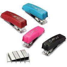 Amax Inc Mini Stapler Uses No. 10 Staples 2-10 Sheet Capacity Asst. 10K