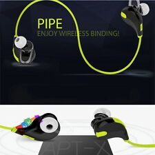 Sports Wireless Stereo Bluetooth Headset Headphone Earphone For Smartphone USA
