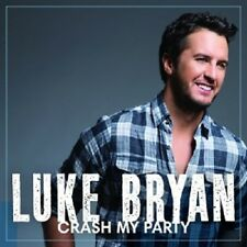 LUKE BRYAN - CRASH MY PARTY  CD  13 TRACKS  COUNTRY / POP  NEW+